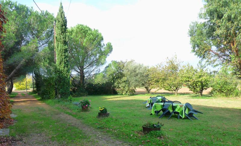 Le Mas des Esclots - Jardins