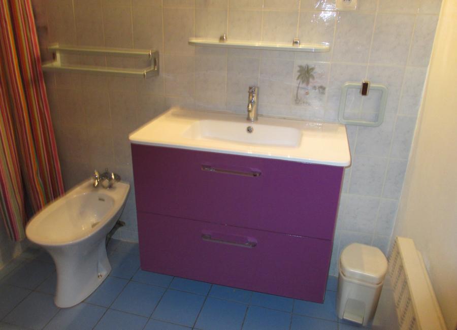 Gîte 6 personnes - Salle de Bains - Le Mas des Esclots